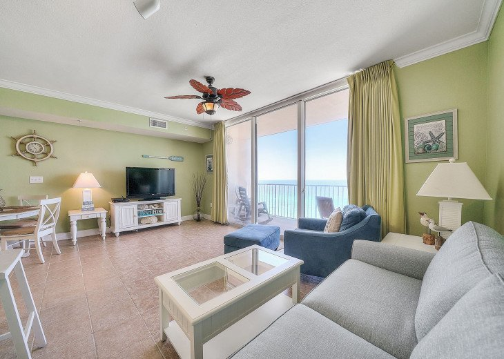 NEW LISTING! Tidewater 911 - Relaxing 2BR/3BA Oceanfront Paradise - Sleeps 8 #8