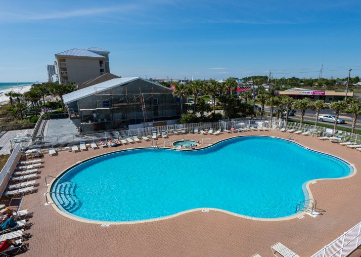 NEW LISTING! Tidewater 911 - Relaxing 2BR/3BA Oceanfront Paradise - Sleeps 8 #82
