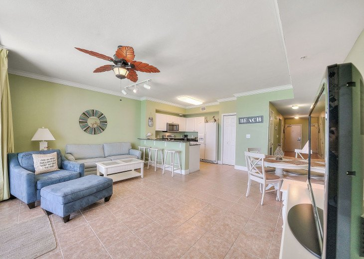 NEW LISTING! Tidewater 911 - Relaxing 2BR/3BA Oceanfront Paradise - Sleeps 8 #4