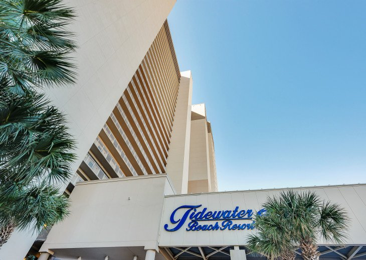 NEW LISTING! Tidewater 911 - Relaxing 2BR/3BA Oceanfront Paradise - Sleeps 8 #76