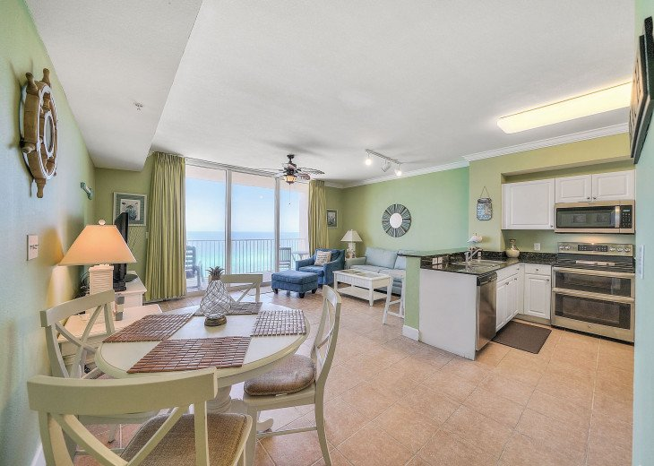 NEW LISTING! Tidewater 911 - Relaxing 2BR/3BA Oceanfront Paradise - Sleeps 8 #2