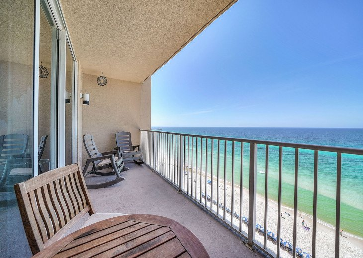NEW LISTING! Tidewater 911 - Relaxing 2BR/3BA Oceanfront Paradise - Sleeps 8 #37