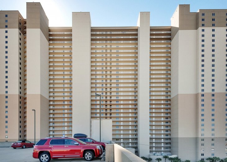 NEW LISTING! Tidewater 911 - Relaxing 2BR/3BA Oceanfront Paradise - Sleeps 8 #69