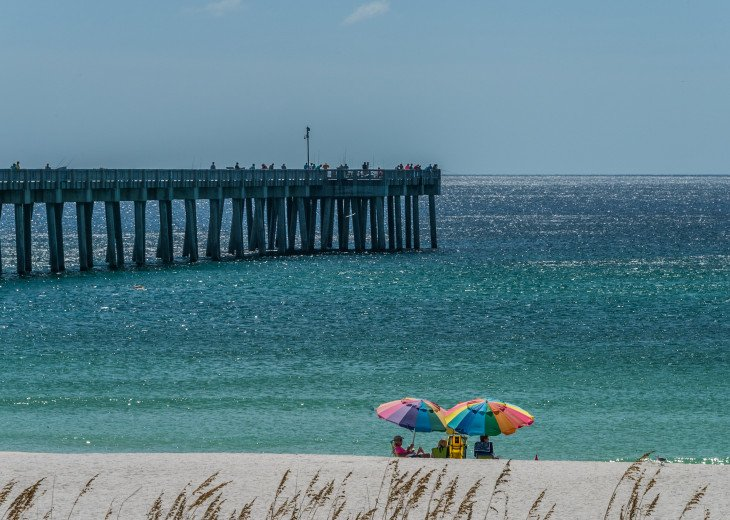 NEW LISTING! Tidewater 911 - Relaxing 2BR/3BA Oceanfront Paradise - Sleeps 8 #52