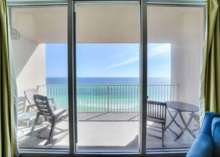 NEW LISTING! Tidewater 911 - Relaxing 2BR/3BA Oceanfront Paradise - Sleeps 8 #14