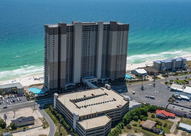 NEW LISTING! Tidewater 911 - Relaxing 2BR/3BA Oceanfront Paradise - Sleeps 8 #83