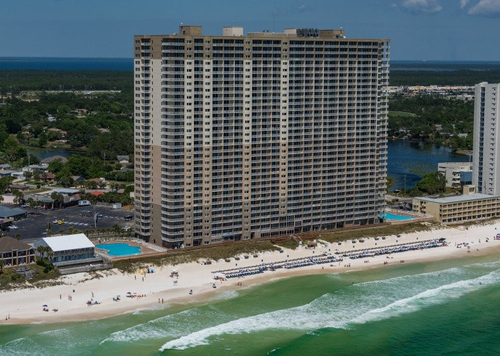 NEW LISTING! Tidewater 911 - Relaxing 2BR/3BA Oceanfront Paradise - Sleeps 8 #73
