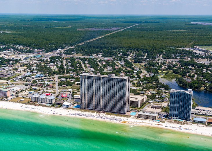 NEW LISTING! Tidewater 911 - Relaxing 2BR/3BA Oceanfront Paradise - Sleeps 8 #59