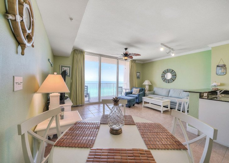 NEW LISTING! Tidewater 911 - Relaxing 2BR/3BA Oceanfront Paradise - Sleeps 8 #10