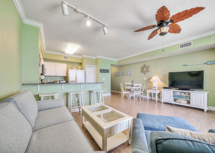 NEW LISTING! Tidewater 911 - Relaxing 2BR/3BA Oceanfront Paradise - Sleeps 8 #9