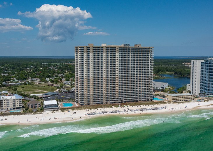 NEW LISTING! Tidewater 911 - Relaxing 2BR/3BA Oceanfront Paradise - Sleeps 8 #81