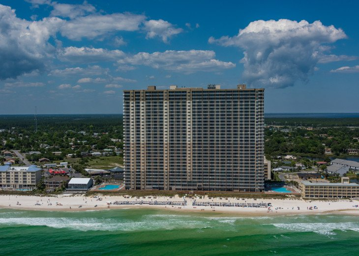 NEW LISTING! Tidewater 911 - Relaxing 2BR/3BA Oceanfront Paradise - Sleeps 8 #79