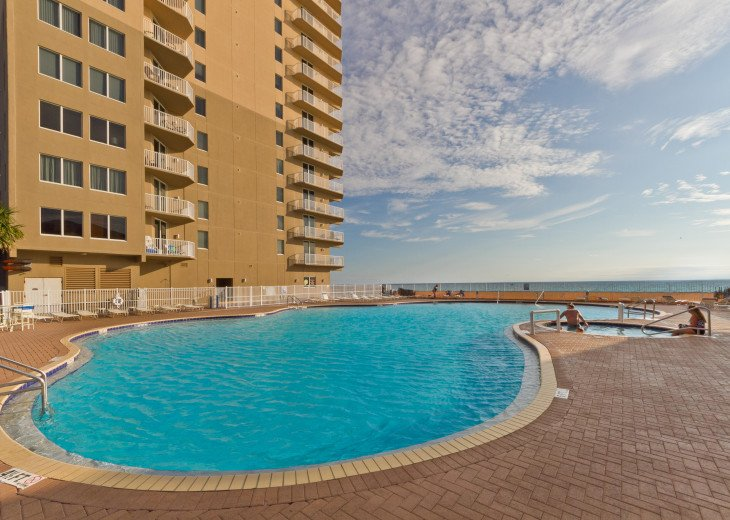 NEW LISTING! Tidewater 911 - Relaxing 2BR/3BA Oceanfront Paradise - Sleeps 8 #50