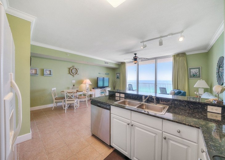 NEW LISTING! Tidewater 911 - Relaxing 2BR/3BA Oceanfront Paradise - Sleeps 8 #12