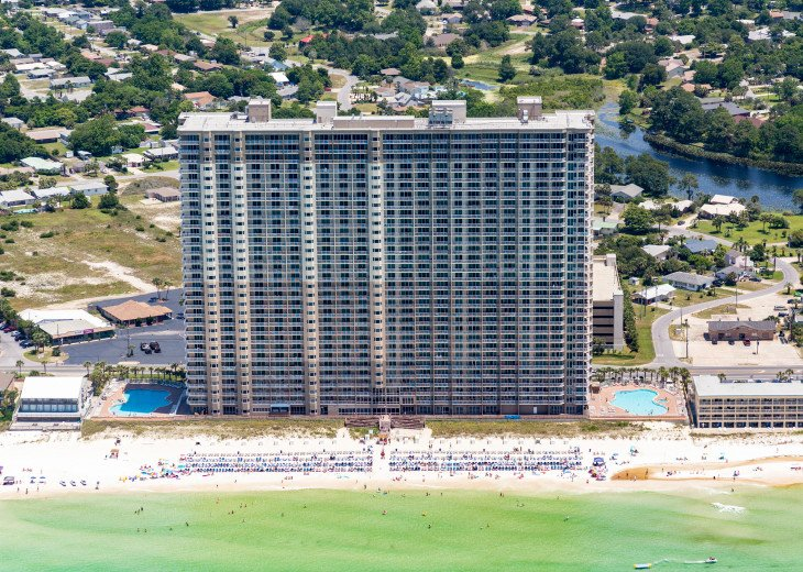 NEW LISTING! Tidewater 911 - Relaxing 2BR/3BA Oceanfront Paradise - Sleeps 8 #58
