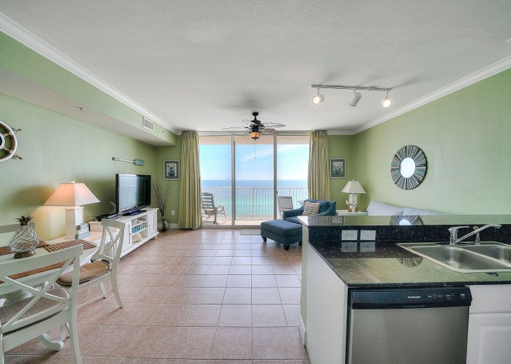 NEW LISTING! Tidewater 911 - Relaxing 2BR/3BA Oceanfront Paradise - Sleeps 8 #7