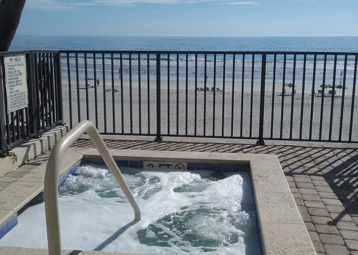 2BD 2BA Updated beautiful beach condo! FREE HIGH SPEED WIFI #25