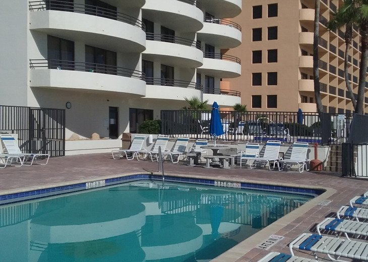 2BD 2BA Updated beautiful beach condo! FREE HIGH SPEED WIFI #21