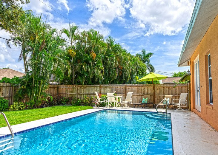 Last Mango - Home with Pool and Walking Distance to Beach! Pet Friendly #27