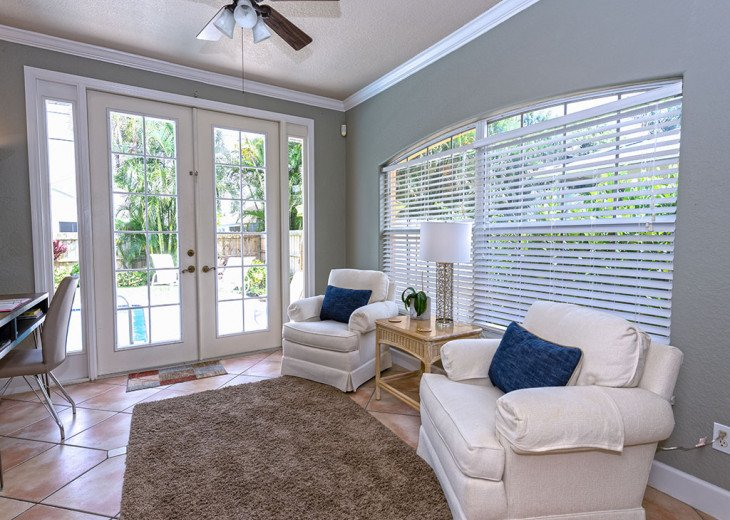 Last Mango - Home with Pool and Walking Distance to Beach! Pet Friendly #17