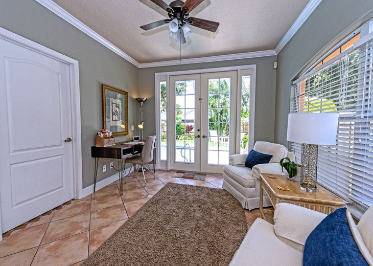 Last Mango - Home with Pool and Walking Distance to Beach! Pet Friendly #15