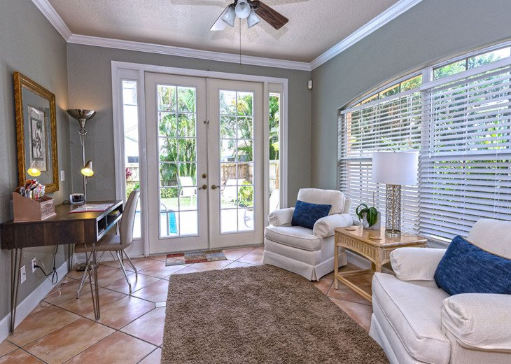 Last Mango - Home with Pool and Walking Distance to Beach! Pet Friendly #16