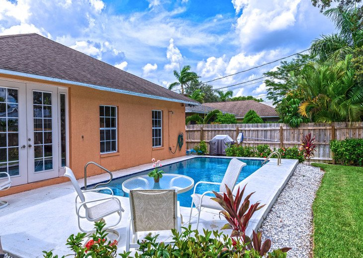 Last Mango - Home with Pool and Walking Distance to Beach! Pet Friendly #1