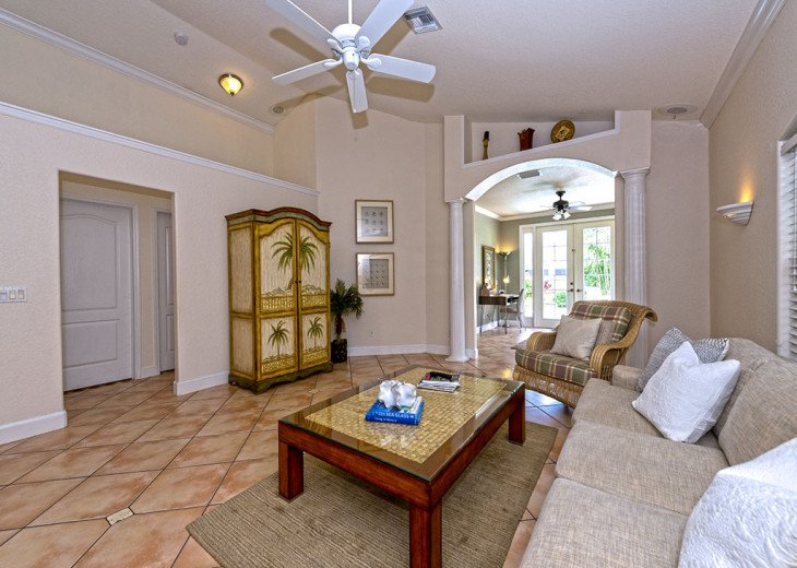 Last Mango - Home with Pool and Walking Distance to Beach! Pet Friendly #13