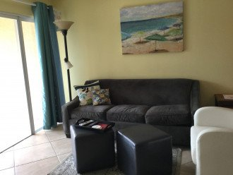Tasteful and Accommodating One Bedroom/One Bathroom Ocean Village Condo! #1