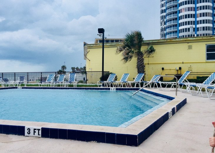 Amazing Ocean Views - Condo On The Beach~2G Heated Pool, WiFi #3