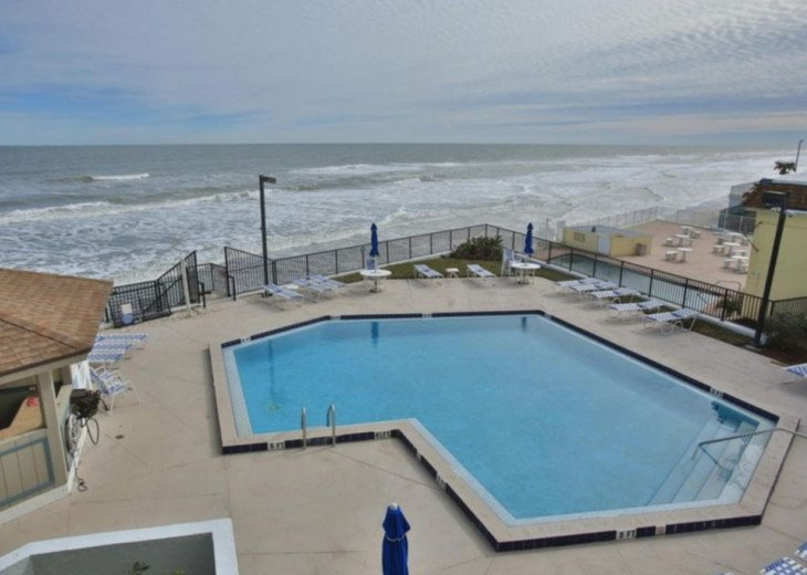 Amazing Ocean Views - Condo On The Beach~2G Heated Pool, WiFi #5