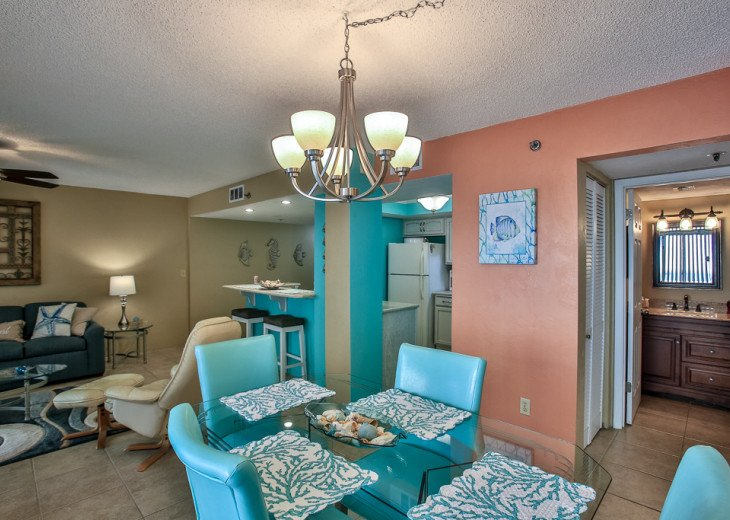 Sandpoint 4B- Remodeled 2/2 Condo, Charming Coastal Decor, Great Ocean View #30