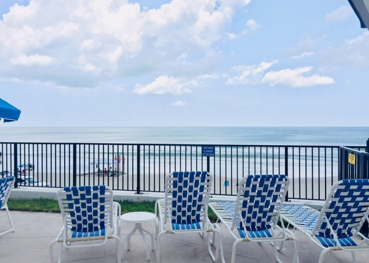 Sandpoint 4B- Remodeled 2/2 Condo, Charming Coastal Decor, Great Ocean View #4
