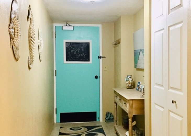 Sandpoint 4B- Remodeled 2/2 Condo, Charming Coastal Decor, Great Ocean View #15