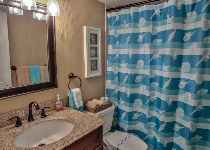 Sandpoint 4B- Remodeled 2/2 Condo, Charming Coastal Decor, Great Ocean View #23