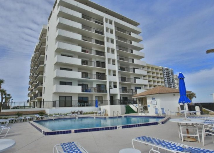 OCEANFRONT Condo Overlooking Pool and Beach- Sandpoint 1K Affordable Rates #4