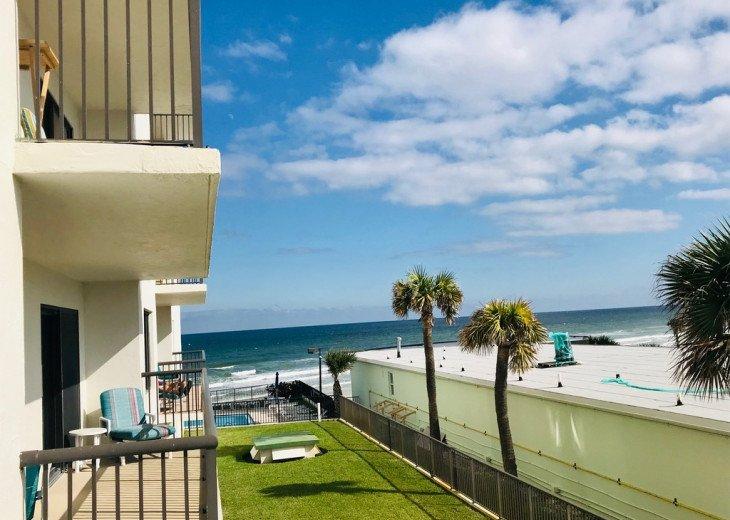 Remodeled Beachfront Condo, Coastal Decor 2/2 Sandpoint2c,heated Pool, Wifi #26