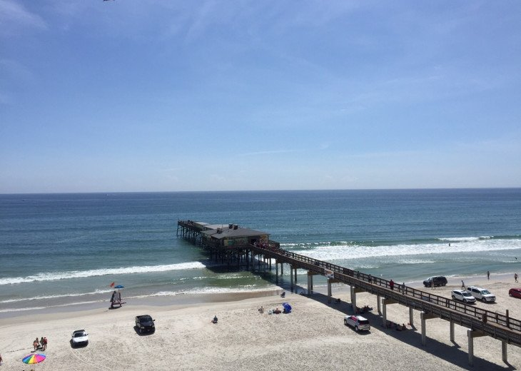 Oceanfront 2/2 Condo - Sunglow-At The Sunglow Pier #3