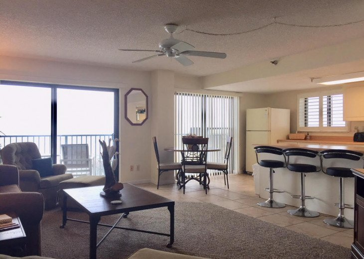 Oceanfront 2/2 Condo - Sunglow-At The Sunglow Pier #5