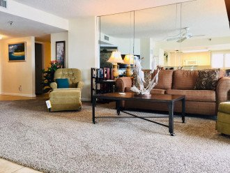 Oceanfront 2/2 Condo - Sunglow-At The Sunglow Pier #1