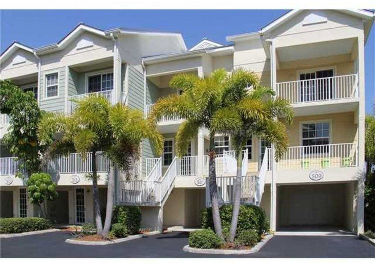 Waterfront 2 bedroom Townhome #16