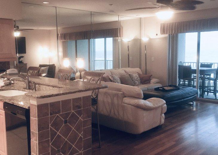 Peaceful oceanfront 2 bedroom condo #9