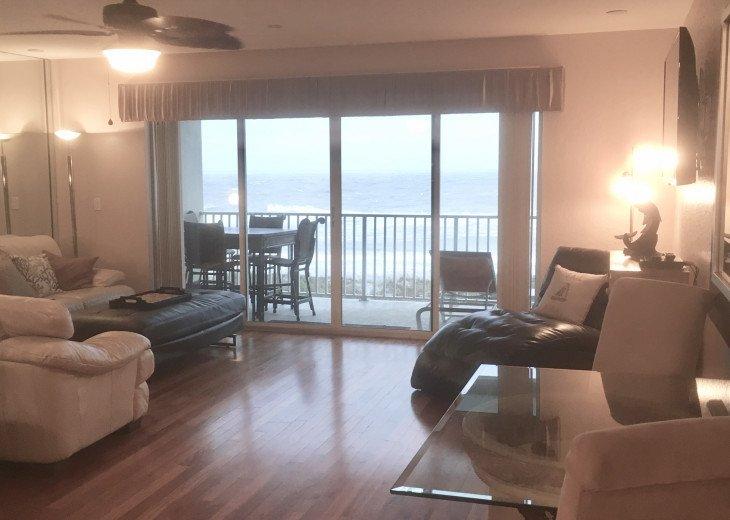 Peaceful oceanfront 2 bedroom condo #8