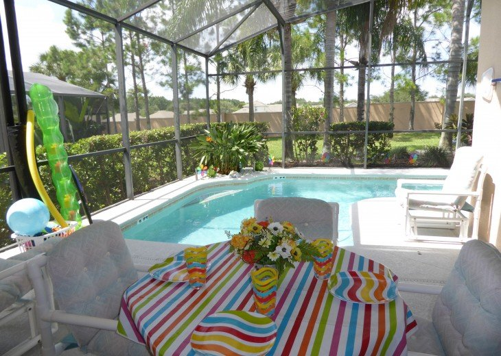 Luxury 4 Br / 3 Ba With Private Pool / Spa / Games room /Free WiFi / Big Garden #27