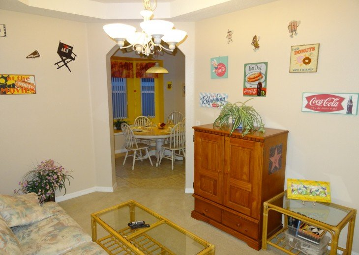 kid's living room