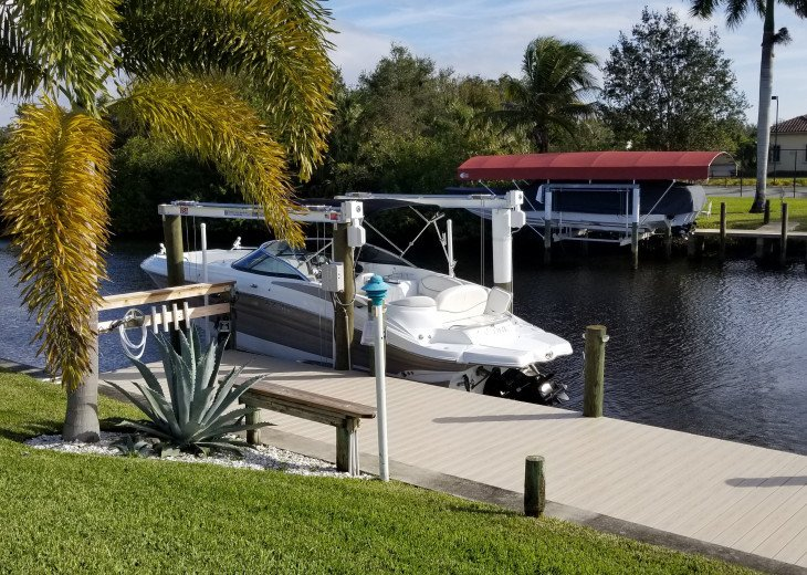 Quiet Waterfront Home with heated pool, large dock and spectacular sunrises! #1