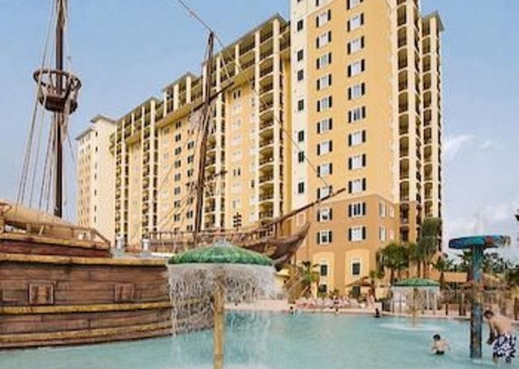 Luxury Resort Condo, 1 mile to Disney, Great for Families, Free Shuttle to Parks #18