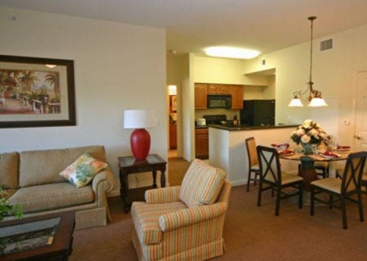 Luxury Resort Condo, 1 mile to Disney, Great for Families, Free Shuttle to Parks #5
