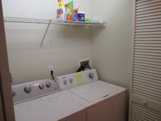 laundry alcove