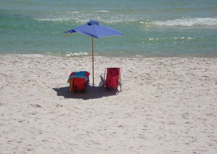 **Only Ground Floor 3 BR Rental in Treasure Island** Beach Chairs Included** #17